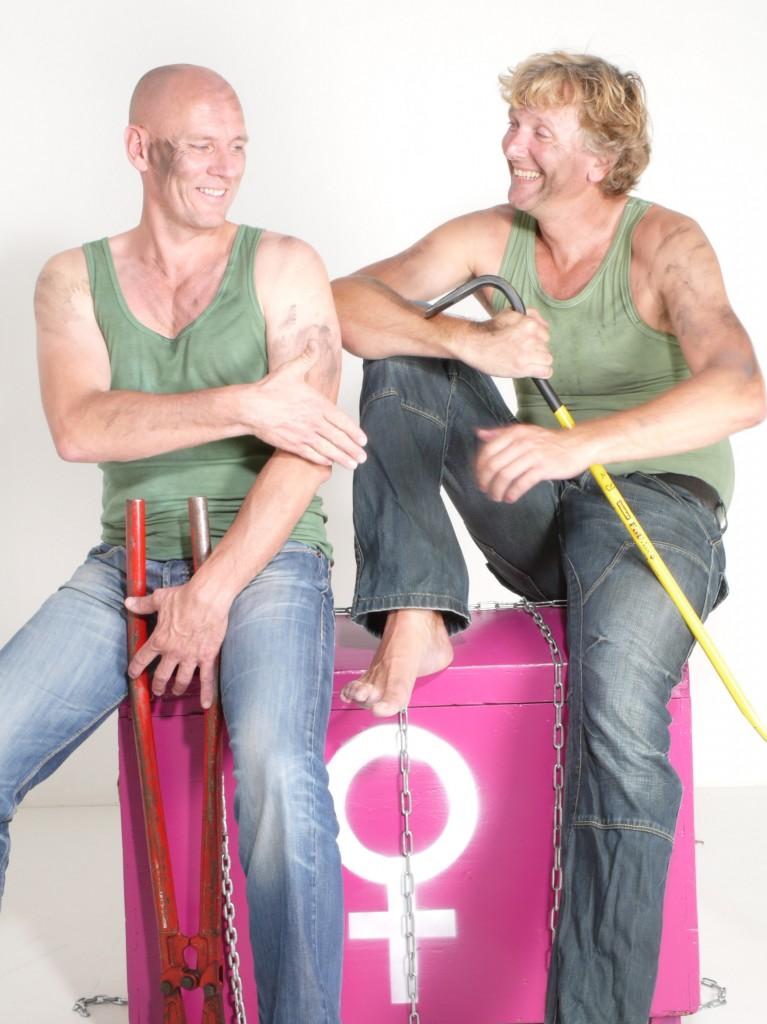 Arend en Maarten