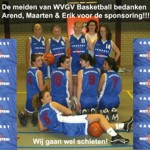 NS! Dames basketbal dream-team